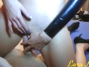 I get my cunt fucked in my real amateur facials video
