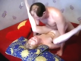 Hot homemade amateur blonde milf fucked from behind