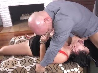 Divorce Lawyer Handcuffs And Fucks Babe