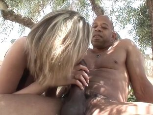 Amazing pornstar Bree Barrett in hottest blonde, interracial adult movie