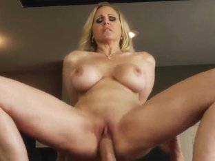 Danny Mountain and Julia Ann hot sex