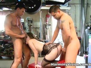 Hottest pornstar Charlotte Vale in Fabulous Big Ass, Redhead sex scene