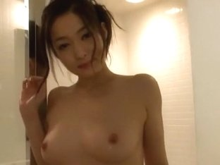 Hottest Japanese whore in Exotic Showers JAV scene