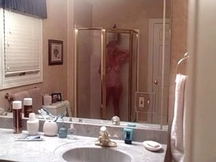wife in the shower 2