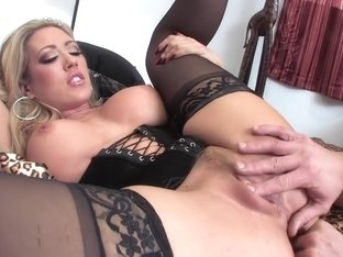 Exotic pornstars Alison Tyler and Romi Rain in best blowjob, blonde xxx clip