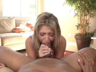 Exotic pornstar Jaelyn Fox in hottest facial, deep throat adult clip