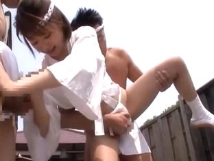 Fabulous Japanese model Nanami Kawakami in Best Public, Hardcore JAV video