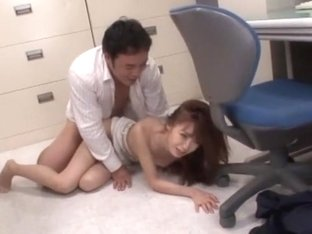 Hottest Japanese girl Aino Kishi in Best Blowjob, Teens JAV scene