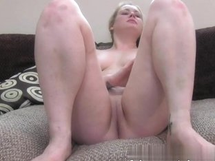 Tight amateur pussy causes agents cock to blow