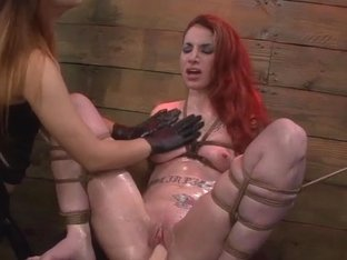 Sheena Rose's Strapon Whore Training Session with Mila Blaze & Alexa Rydell