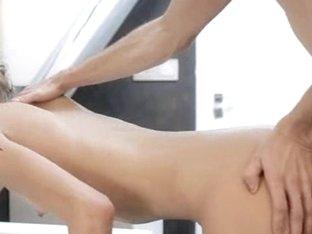 enchanting wow porn in the bathroom