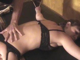 FetishNetwork Video: Audrey's Bondage Audition