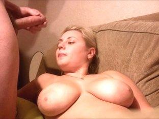 Amateur Russian Busty Slut Blonde - 1