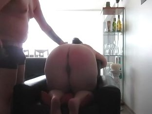 My fat ass GF has been a very naughty girl and I am gonna spank her hard