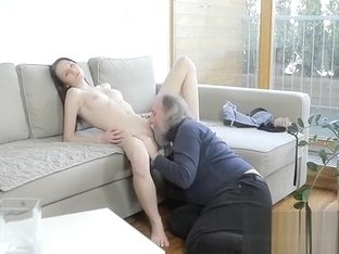 Active old crock fucks young pleasant nympho greatly hard