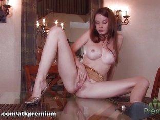 Fabulous pornstar Rilee Marks in Exotic Solo Girl, Redhead xxx movie