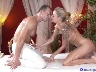 Best pornstars Brittany Stone, George in Exotic Tattoos, Massage porn movie