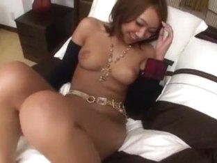 Incredible Japanese whore Ryo Akanishi in Best Fingering, Cougar JAV scene