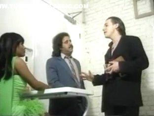 Persia Vs Ron Jeremy