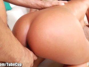 Best pornstar Jada Stevens in Hottest Pornstars, DP xxx video