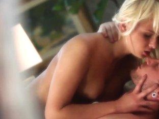 Unforgettable sex with european blond cutie Ivana Sugar