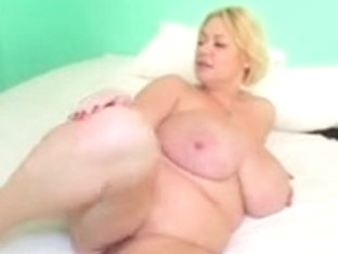 Samantha 38G - big beautiful woman 3Some