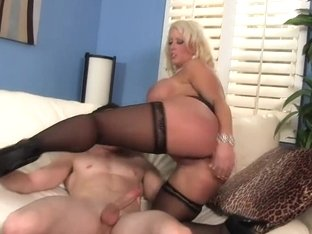 Angry Milf Teaches Her Daughter S Boyfriend Sex Tricks
