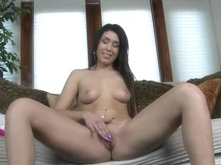 Horny audition with a gorgeous Natalie worth of your view!
