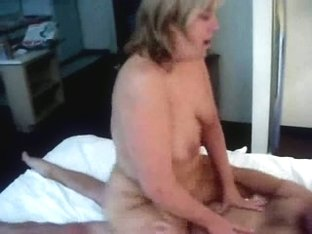 Mature couple shagging