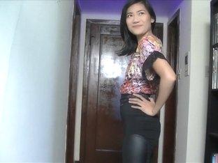 Alluring Oriental Photoshoot 1