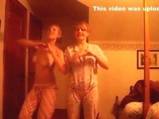 Fabulous twerking livecam dance clip