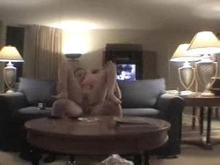 Jaimie sofa fuck