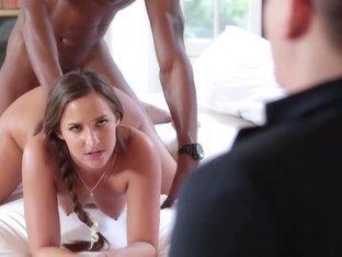 Amirah Adara Zealously Has First Massive Cock