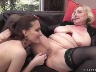 Exotic pornstar in Horny Mature, Babes sex clip