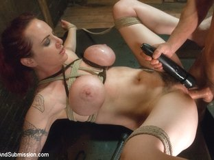 Mr. Pete  Mz Berlin in Dominatrix Takedown - SexAndSubmission