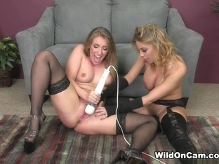 Hottest pornstars Harley Jade, Britney Amber in Exotic Stockings, Dildos/Toys adult scene