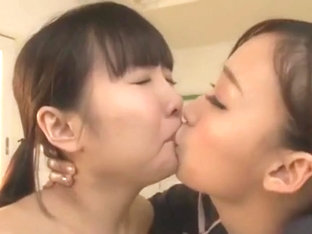 Asian Futanari Teacher Uses Student