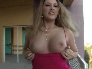 Exotic pornstar in best blonde, solo sex clip