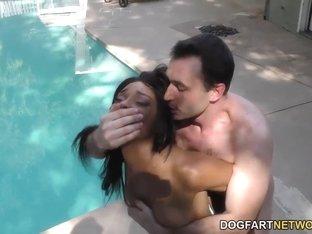 Ebony Sizi Sev Has Multiple Squirting Orgasm