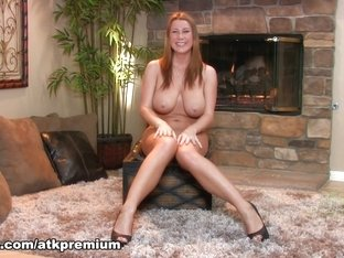 Hottest pornstar Katerine Moss in Crazy Softcore, Big Ass adult movie
