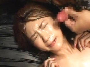 Exotic Japanese model Moe Kimijima in Hottest Public, Facial JAV clip