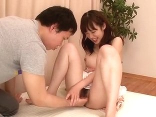 Hottest Japanese girl Rina Oshima in Incredible Cunnilingus, Dildos/Toys JAV movie