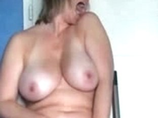 Hot older Masturbation