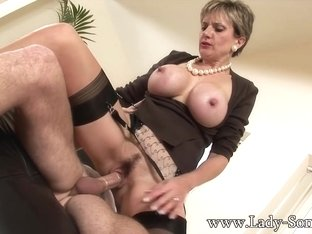 Unfaithful wife threesome - LadySonia