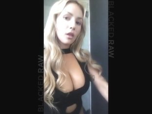 Kylie Page gets her cooch ruined by a massive brotha