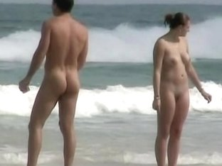 You have never seen these hot babes at the nudist beach