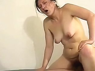 Older guy fucks her neighborhood girl