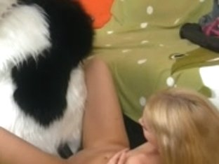 Naked legal age teenager beauty craves belt on sex with bear