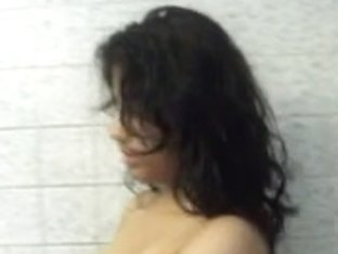 Recorded on camera my lovely Indian girlfriend showering