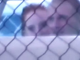 Neighbour's hawt girlfriend acquires caught on camera in her swimming pool